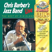 Chris Barber's Jazz Band - Chris Barber's Jazz Band Live In 1954 & 1955