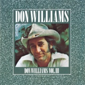 Don Williams - Don Williams, Vol III