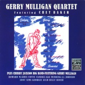 Gerry Mulligan Quartet - Gerry Mulligan Quartet/Chubby Jackson Big Band