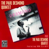 The Paul Desmond Quintet - The Paul Desmond Quintet Plus The Paul Desmond Quartet