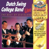 The Dutch Swing College Band - The Dutch Swing College Band - Live In 1960