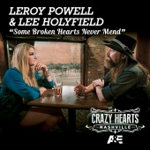 Leroy Powell - Some Broken Hearts Never Mend