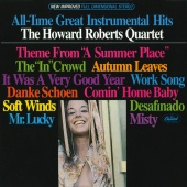 The Howard Roberts Quartet - All-Time Great Instrumental Hits