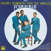 Smokey Robinson & The Miracles - Four In Blue