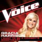 Gracia Harrison - I Want To Be A Cowboy's Sweetheart (The Voice Performance)