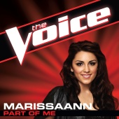 MarissaAnn - Part Of Me [The Voice Performance]