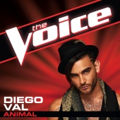 Diego Val - Animal (The Voice Performance)