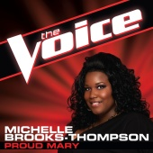 Michelle Brooks-Thompson - Proud Mary (The Voice Performance)