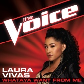 Laura Vivas - Whataya Want From Me [The Voice Performance]