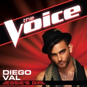 Diego Val - Jessie's Girl (The Voice Performance)