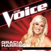 Gracia Harrison - Sin Wagon (The Voice Performance)