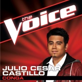 Julio Cesar Castillo - Conga [The Voice Performance]