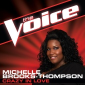 Michelle Brooks-Thompson - Crazy In Love (The Voice Performance)