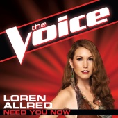 Loren Allred - Need You Now (The Voice Performance)