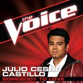 Julio Cesar Castillo - Somebody To Love [The Voice Performance]