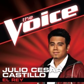 Julio Cesar Castillo - El Rey [The Voice Performance]