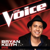 Bryan Keith - Iris (The Voice Performance)