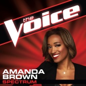 Amanda Brown - Spectrum (The Voice Performance)