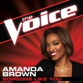 Amanda Brown - Someone Like You (The Voice Performance)