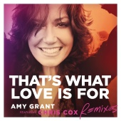 Amy Grant - That's What Love Is For [Remixes]