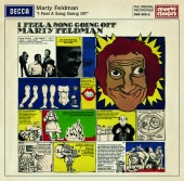 Marty Feldman - I Feel A Song Going Off