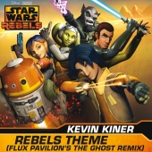 Kevin Kiner - Rebels Theme (Flux Pavilion's The Ghost Remix/From