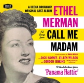 Ethel Merman - 12 Songs From Call Me Madam (With Selections From