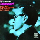 Pepper Adams - Encounter!