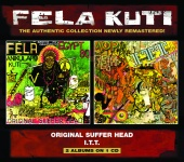 Fela Kuti - Original Suffer Head / I.T.T.