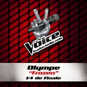 Olympe - Frozen - The Voice 2