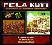 Fela Kuti - Expensive Shit /  He Miss Road