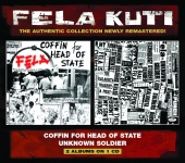Fela Kuti - Coffin For Head Of State / Unknown Soldier