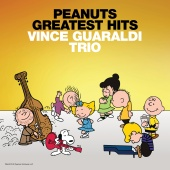 Vince Guaraldi Trio - Peanuts Greatest Hits ( Music From The TV Specials )