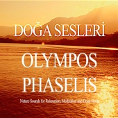 Doğa Sesleri - Olympos Phaselis Nature Sounds for Relaxation , Meditation and Deep Sleep