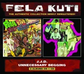 Fela Kuti - J.J.D. / Unnecessary Begging
