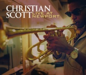 Christian Scott - Live at Newport