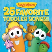 VeggieTales - 25 Favorite Toddler Songs!