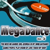 The Pop Dance Band - Megadance Vol.5