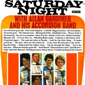 Allan Gardiner And His Accordion Band - Saturday Night