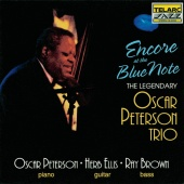Oscar Peterson Trio - Encore At The Blue Note