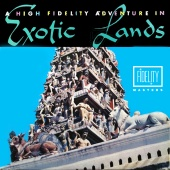 The Paris Theatre Orchestra - Classic and Collectable: The Paris Theatre Orchestra Adventures in Exotic Lands