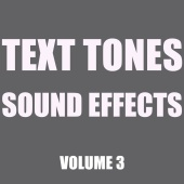 Hollywood Sound Effects Library - Text Tones Sound Effects Library, Vol. 3
