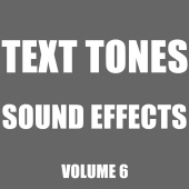 Hollywood Sound Effects Library - Text Tones Sound Effects Library, Vol. 6