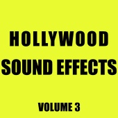 Hollywood Sound Effects Library - Hollywood Sound Effects Library, Vol. 3