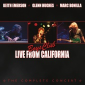 Keith Emerson - Boys Club: Live From California