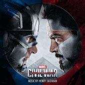 Henry Jackman - Captain America: Civil War [Original Motion Picture Soundtrack]