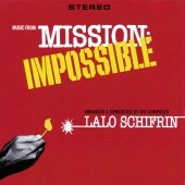 Lalo Schifrin - Music From Mission: Impossible [Original Television Soundtrack]