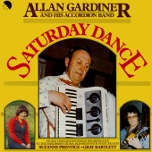 Allan Gardiner And His Accordion Band - Saturday Dance