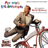 Danny Elfman - Pee-wee's Big Adventure / Back To School (Original Motion Picture Soundtrack)