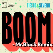 Tiësto & Sevenn - BOOM [Mr. Black Remix]